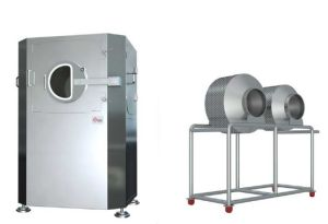 Hgb Multi-Pan Tablet Coating Machine