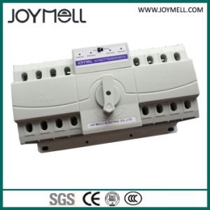 Ce Electrical Automatic Change Over Switch 1A~63A pictures & photos