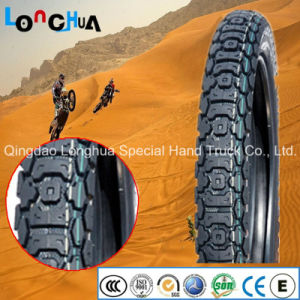 Natural Rubber Durable Motorcycle Cross Country Tire (3.00-17, 3.00-18) pictures & photos