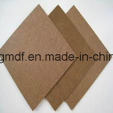 4*8 Dark Brown Color Hardboard pictures & photos