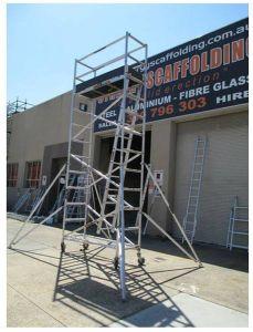 Aluminum OEM Scaffolding, Aluminum Saffolding