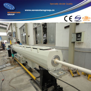 PVC Pipe Making Machine (20-630mm) pictures & photos