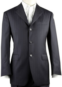 Top-Quality Customed Design 3button Men′s Formal Suits pictures & photos