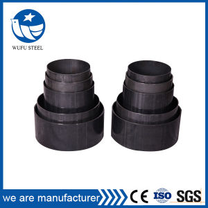 Ms Steel ERW Square & Round Hollow Section Furniture Pipe pictures & photos