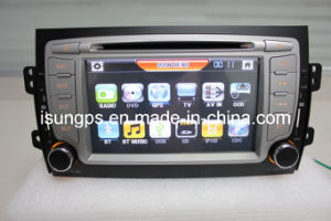 Isun Car DVD GPS for Suzuki Sx4 with TV, Bt, iPod (TS7165)