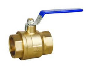 Factory Produce Brass Ball Valve with Stainless Steel Level Handle pictures & photos