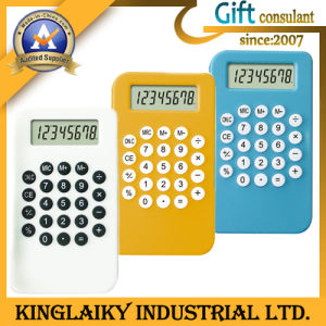 Newest Design Digital Calculator for Gift with Printing Logo (KA-005) pictures & photos