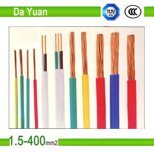 Twin and Earth Flat Twin Core Cable Earth Electric Wire pictures & photos