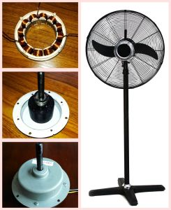 "26"" Strong Wind Energy Saving AC Industry Fan with Inverter DC Motor pictures & photos"