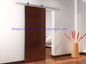 Sliding Barn Door Hardware (DM-SDS 7104) pictures & photos