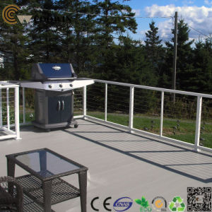 OEM Wear-Resisting Outdoor WPC Composite Decking (TS-01) pictures & photos