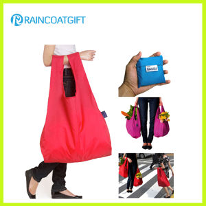 Rbc-095 210t Polyester/Nylon Folding Shopping Bag pictures & photos