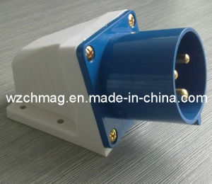 Wall Plug IP44 32A 3p 523