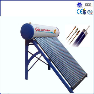 Fashionable Outlook Compact Pressurized Heat Pipe Solar Water Heater pictures & photos