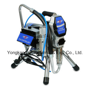Electronica and Digital Piston Pump Airless Paint Sprayer Spt490 pictures & photos