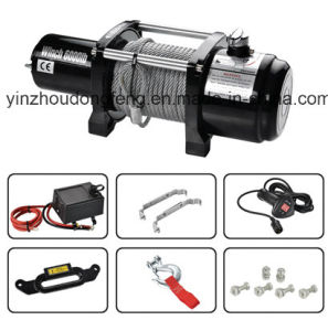 Electric Winch P6000 with CE pictures & photos