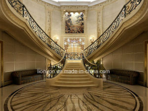 Luxury Interior Wrought Iron Handrail pictures & photos
