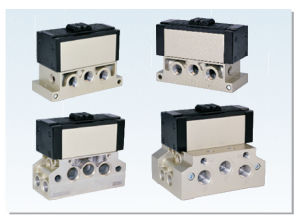 Pneumatic Control Valve for ISO Standard