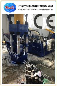 Hydraulic Aluminium Briquetting Press (Y83) pictures & photos