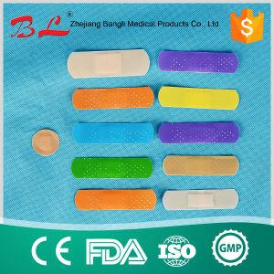 Wound Bandage/Adhesive Plaster / Fabric Bandage / Bandaids (BL-020) pictures & photos