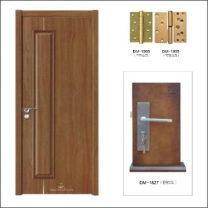 (PVC-M-016) Good Quality Interior PVC Door