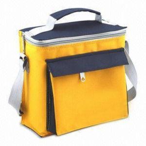 Eco-Friendly Fashion Polyester Tote/Shoulder Bag Cooler Bag pictures & photos
