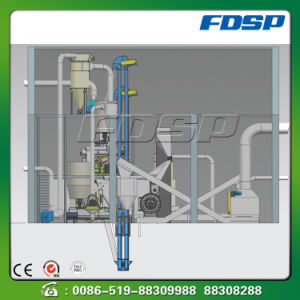 Forestry Waste Biomass Burning Briquetting Pellet Making Line pictures & photos
