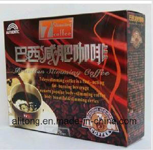 Best Selling Brazilian 7 Days Slimming Coffee Weight Loss