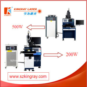 Automatic YAG 200W/500W Laser Welding Machine for Metal Material/ Laser Welder