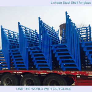 Glass Transfer Shelf/Hoisting Steel Shelf/Glass Carry Frame pictures & photos