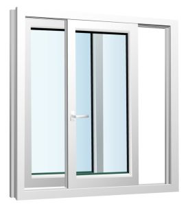 UPVC Window Door Plastic Steel Profile pictures & photos