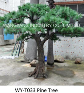 Factory Hot Sale Fake Artificial Synthetic Outdoor Indoor Pine Tree