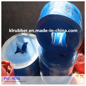 PVC Layflat Hose for Agricultural Irrigation pictures & photos