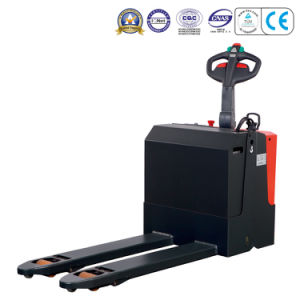 2t Economic Electric Pallet Truck pictures & photos