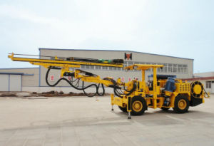 All Hydraulic Drilling Jumbo for Tunnel Development Gpht71 pictures & photos