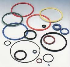Anti Aging EPDM Rubber Colorful O Ring pictures & photos