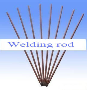 2.5X300mm Low Carbon Steel Welding Rod Aws E7011 pictures & photos