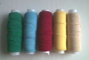 Latex Elastic Thread for Clothing/Garment/Shoes/Bag/Case pictures & photos