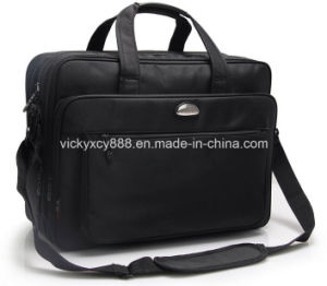Big Size Business Travel Laptop Computer Handbag Bag Briefcase (CY6604) pictures & photos