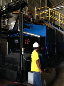 Szl Coal Fired (Biomass Series) Hot Water Boiler pictures & photos