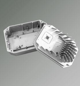 Customized Integrated Machine Aluminum Casting Foundry Enclosure pictures & photos