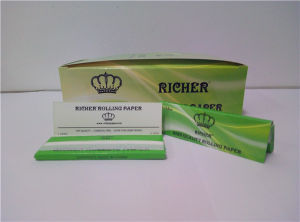 Medium 1 1/4 Rolling Paper OEM Welcomed pictures & photos