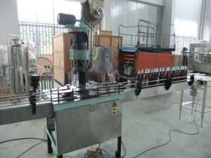 Beer Glass Bottle Capping Machine pictures & photos