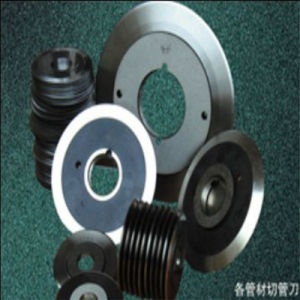 Paper Machinery Round Slitting Blade pictures & photos