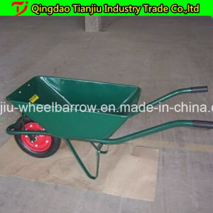 Russia Double Wheels Wb5009SD Wheel Barrow pictures & photos