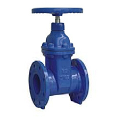 Non-Rising Stem Resilient Soft Seated Gate Valve BS5163 pictures & photos