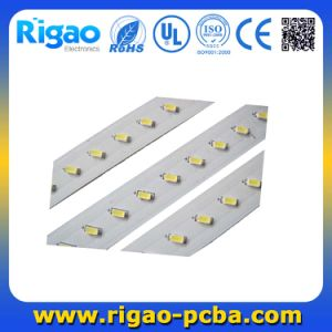 Straight LED Aluminum PCB with LED pictures & photos