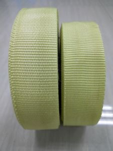 Fire Protection Aramid Fiber Webbing pictures & photos