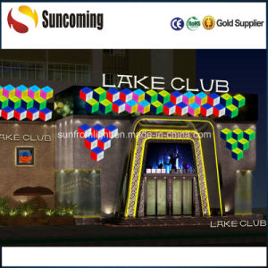 3D Honeycomb Night Club Wall Panel LED Disco Panel Space pictures & photos