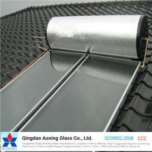 High Quality Solar Glass for Solar Water Heater pictures & photos